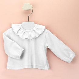 Babidu Frill Collar Vest