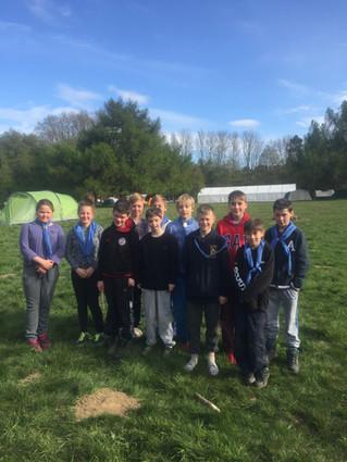 Scouts take on PAW 2016