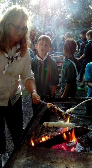 A backwoods feast! 8 July 2016