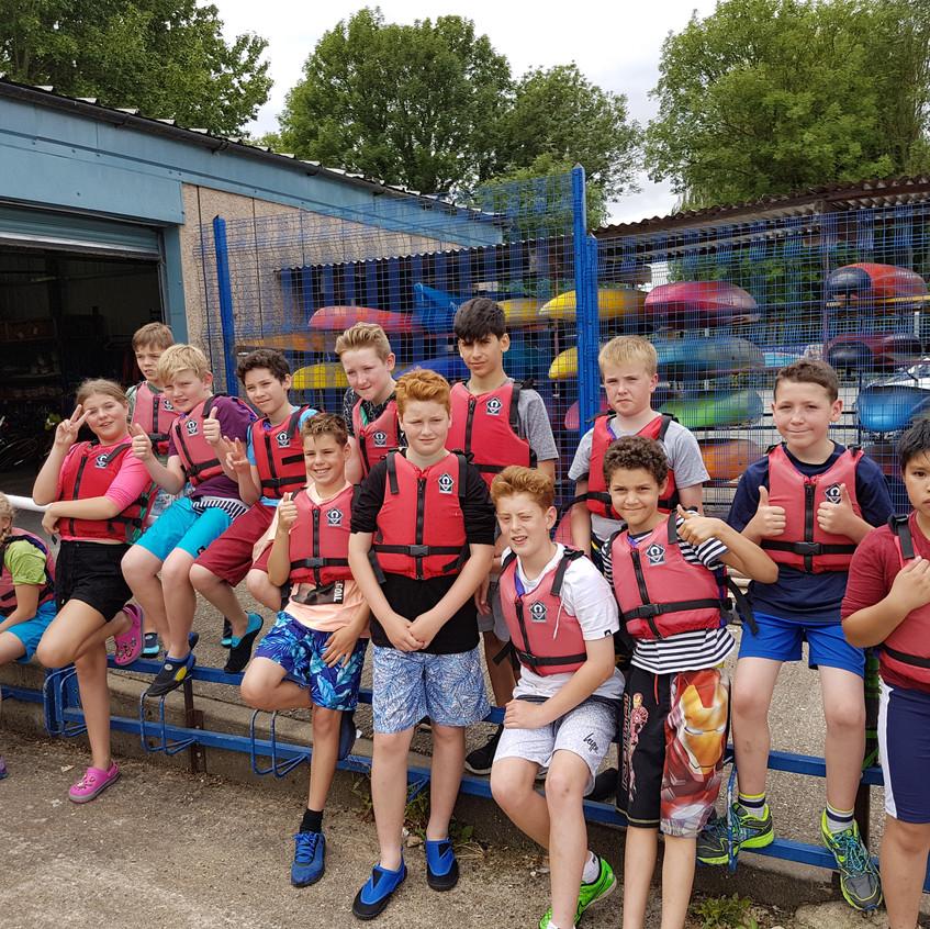 Colne summer camp 1