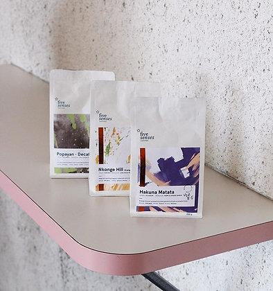 house coffee beans ~ 250g bag