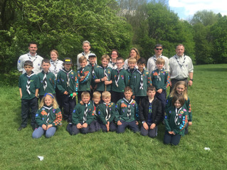 District Centenary Cub Camp