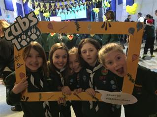 District Cubs centenary celebrations