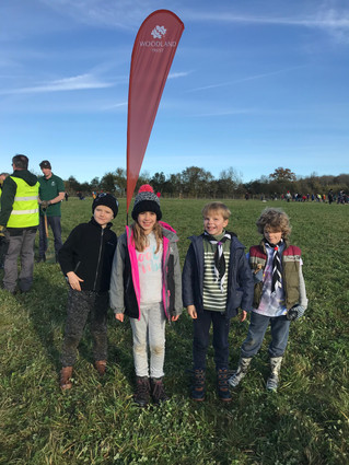 Tree planting at Heartwood Forest