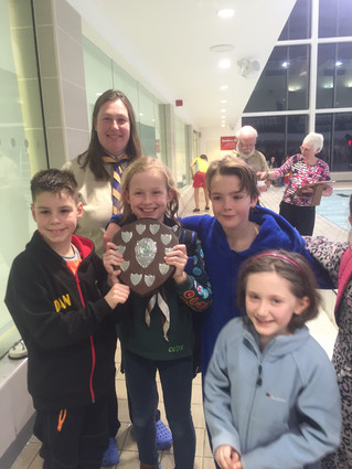 A swimming success for Park Street