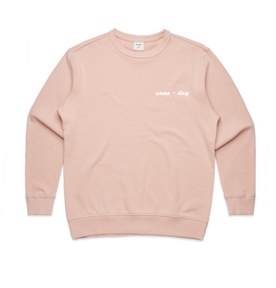 some-day pink sweat