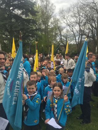 St. George's Day Parade 2016