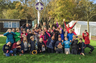 Winter Cub Camp Goes Down a Storm
