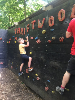Thriftwood Cub Camp