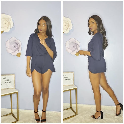 Courtier House Features Renee Bennett - Suited Boutique