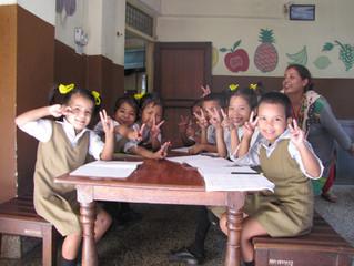 Happy Hearts heads to Nepal