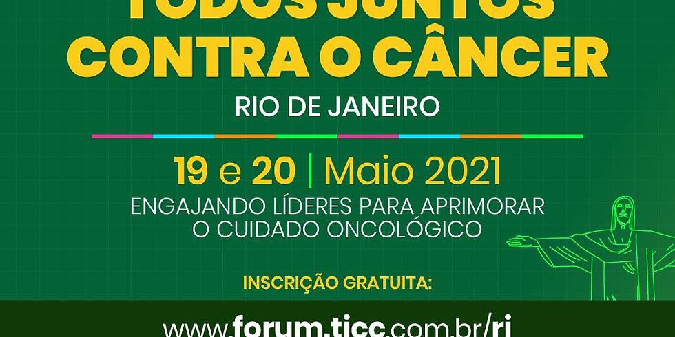 Fórum Todos Juntos Contra o Câncer