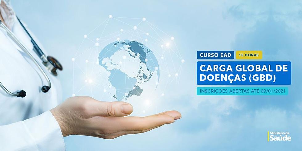 Ministério da Saúde - Curso Carga Global das Doenças