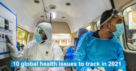 DCNTs: Uma das 10 principais questões de saúde da OMS para 2021