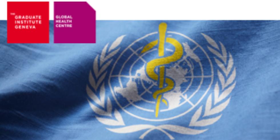 Fundação das Nações Unidas - Introdução à 74ª Assembleia Mundial da Saúde