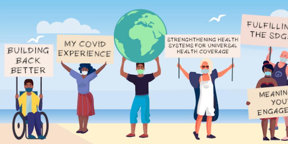 HCC - COVID-19 e Doenças Crônicas no Caribe
