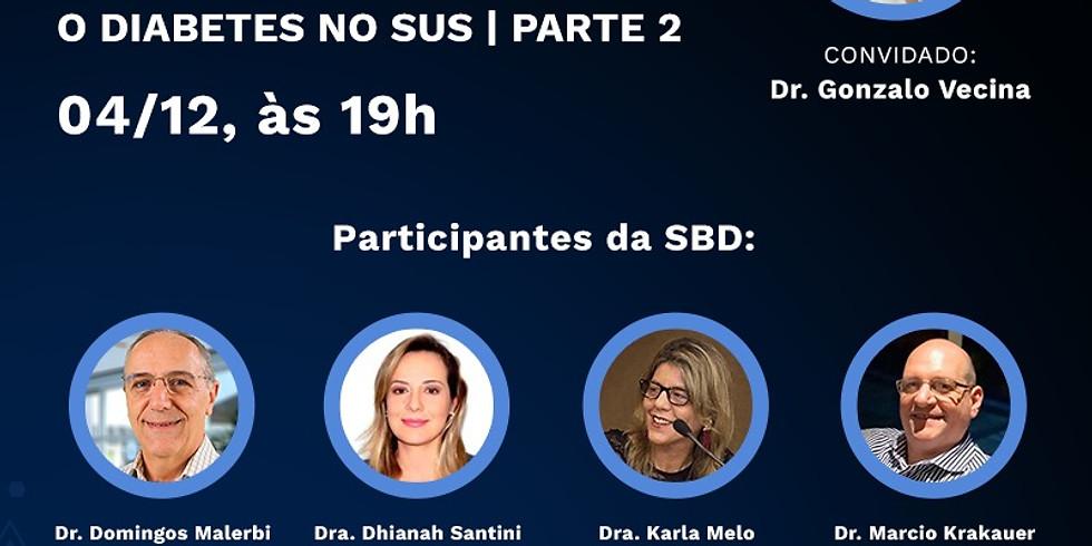 SBD - O diabetes no SUS parte 2