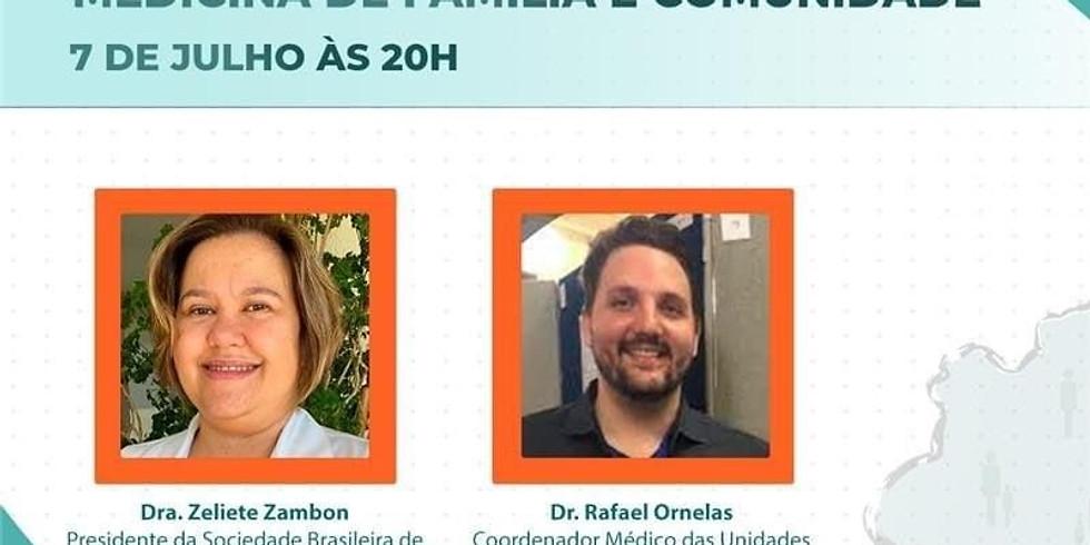 SD Conecta - Saúde suplementar e medicina de família e comunidade
