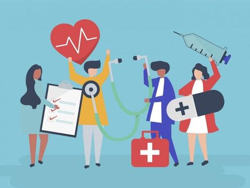 Projetos de promoção à saúde da OPAS e Ministério da Saúde - inscrições até 24/2/2021