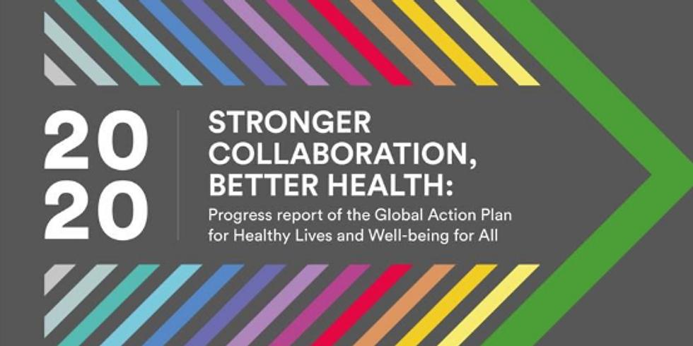 OMS - Relatório do progresso global da saúde
