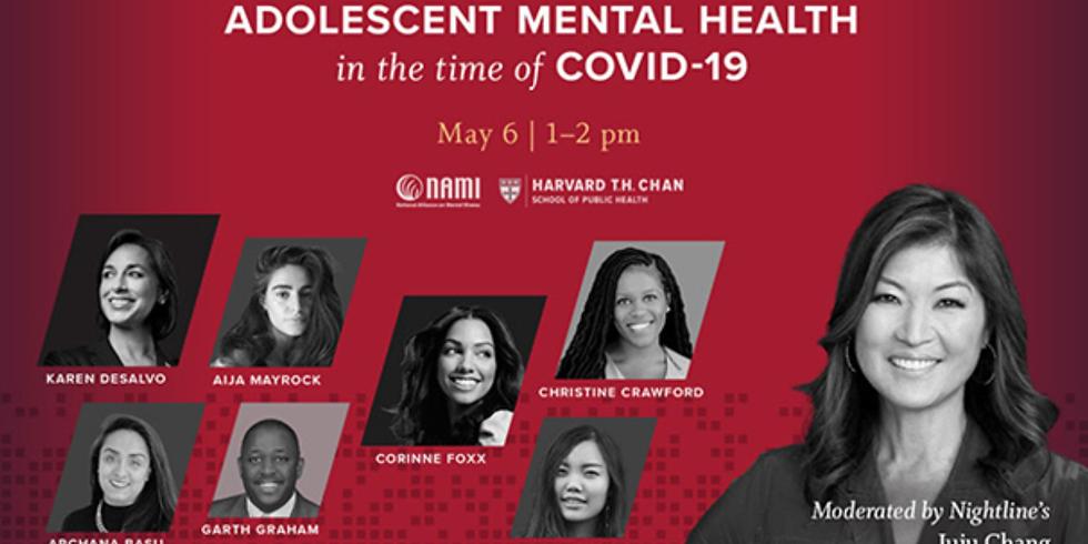 Harvard T.H. Chan - Saúde mental adolescente em tempos de COVID-19