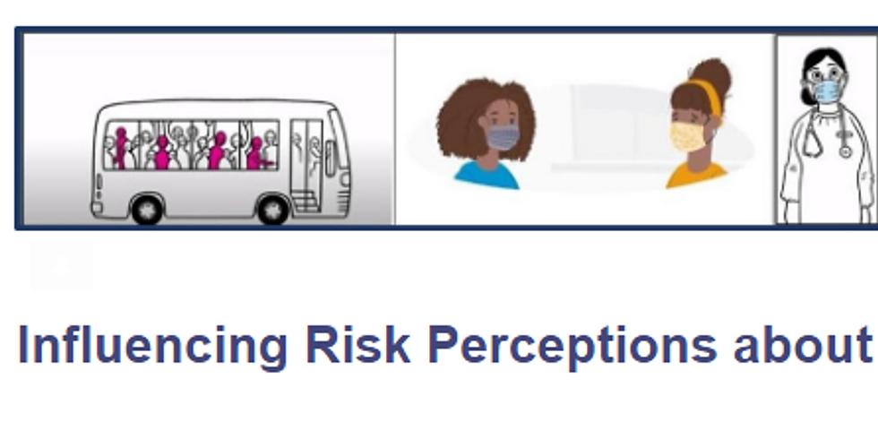 OMS - Percepções de risco sobre a COVID-19