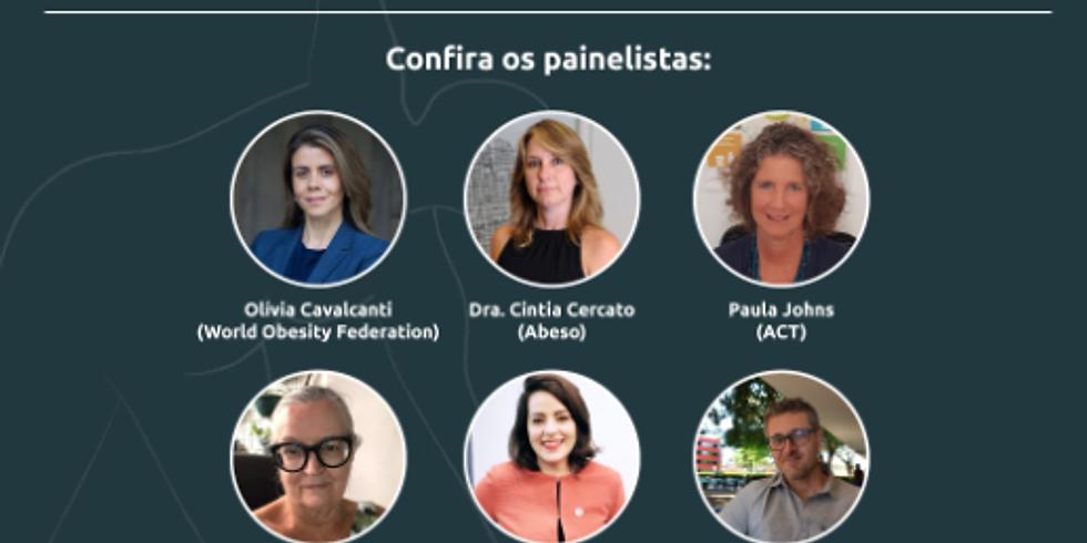 Instituto Cordial - Lançamento do Mapa do Universo Temático da Obesidade no Brasil