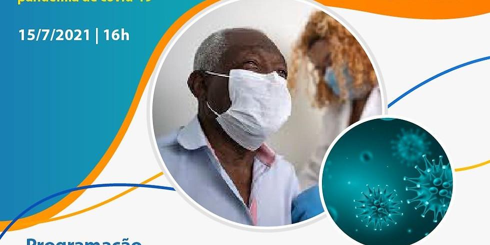 SAPS - Cuidado com as pessoas com DCNT no contexto da pandemia COVID-19