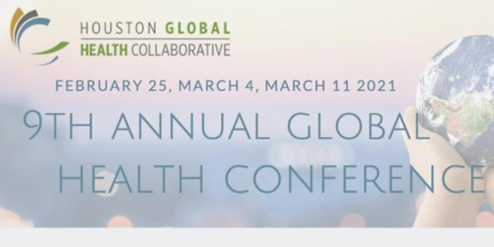 9ª Conferência Colaborativa Anual de Saúde Global de Houston