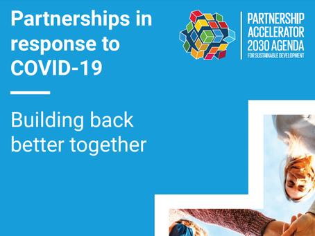 Nações Unidas lançam materiais para ajudar a formar novas parcerias para os ODS