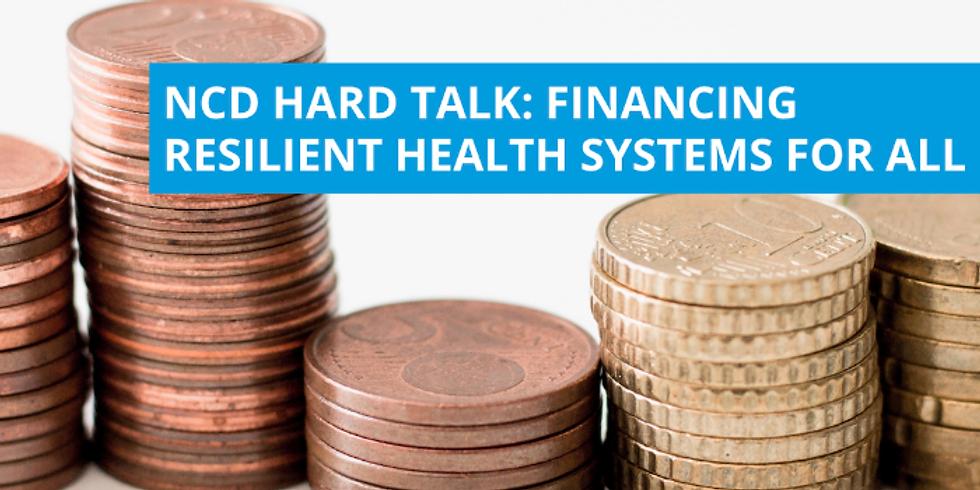 OMS - Financiamento dos sistemas de saúde