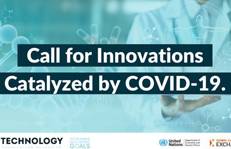 ONU lança edital para projetos inovadores catalisados pelo COVID-19 - inscrições até 26/3/2021