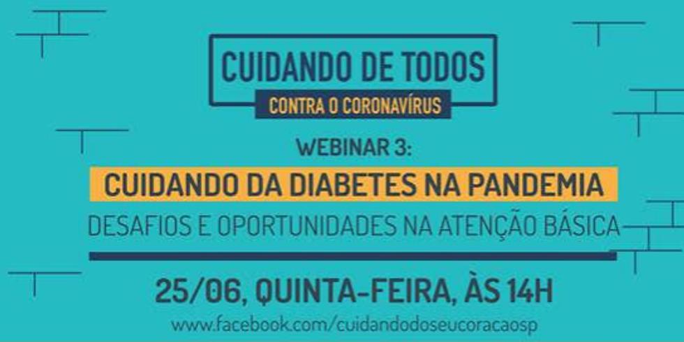 SMS-SP: Cuidando da Diabetes na Pandemia
