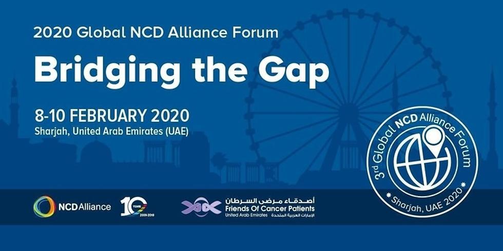 3º Fórum Global da NCD Alliance
