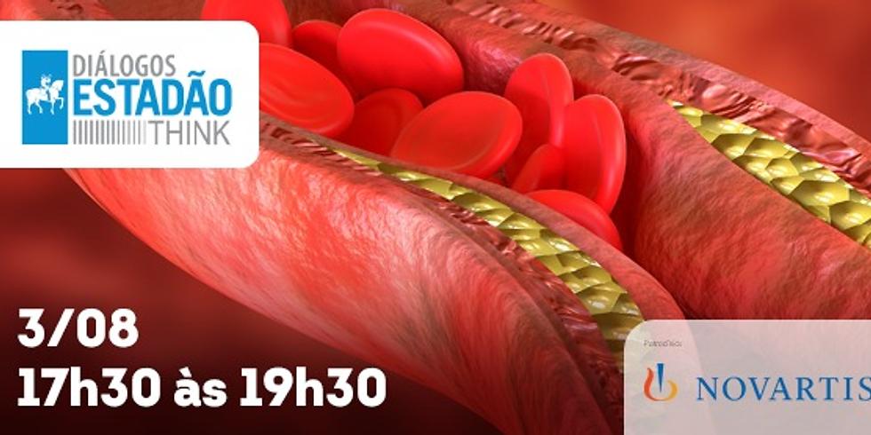 Diálogos Estadão - Doenças Cardiovasculares: Precisamos dizer não ao colesterol alto