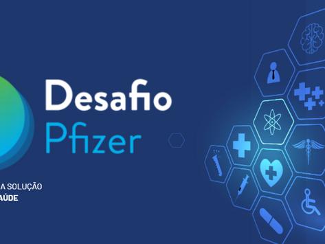 5ª edição do Desafio Pfizer - Prazo 22 de junho