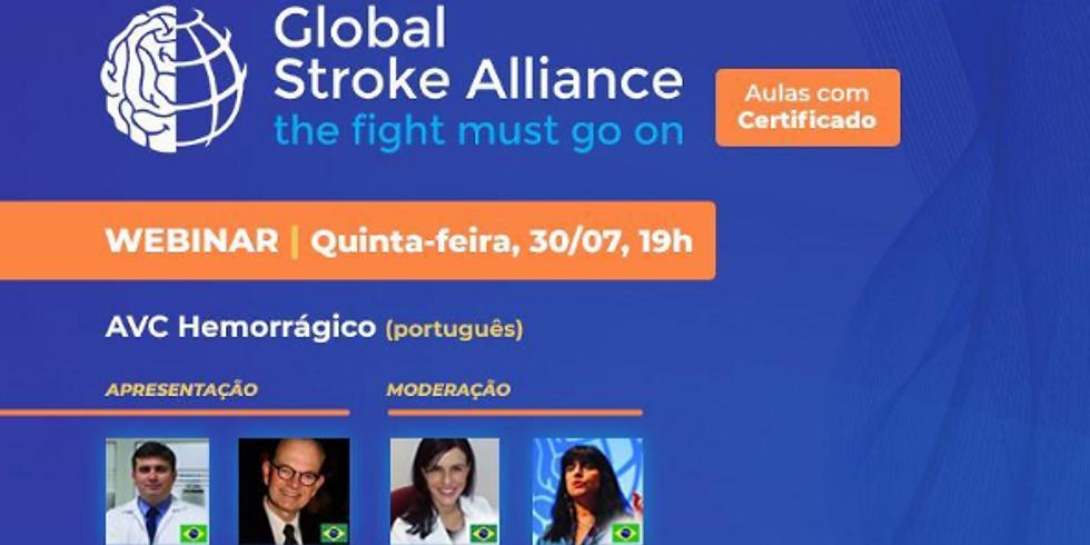 Global Stroke Alliance - AVC hemorrágico