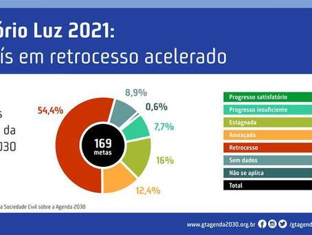 Relatório Luz: Combate às DCNTs (ODS 3.4) está Ameaçado no Brasil