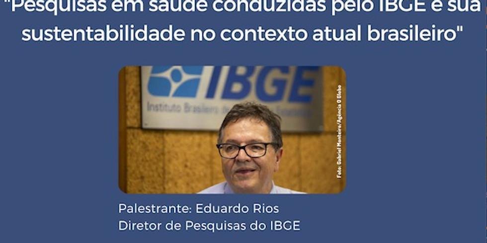 UFMG - Pesquisas em saúde conduzidas pelo IBGE
