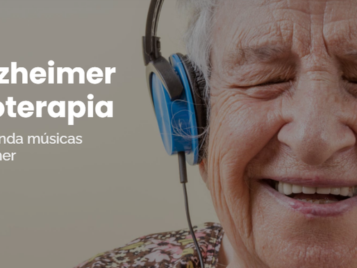 Projeto apresentado na FEBRACE utiliza musicoterapia no tratamento de Alzheimer