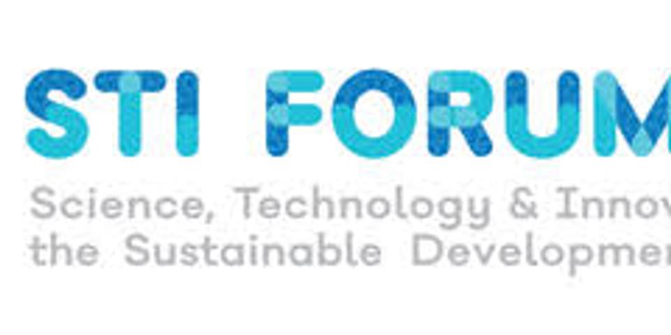 ONU - Fórum de múltiplos stakeholders interessados em inovação para os ODS