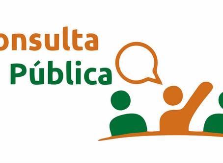 Consulta Pública - Plano de Ações Estratégicas para Enfrentamento das DANT no Brasil