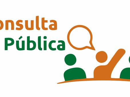Consulta Pública - Plano de Ações Estratégicas para Enfrentamento das DCNTs no Brasil - até 30/11