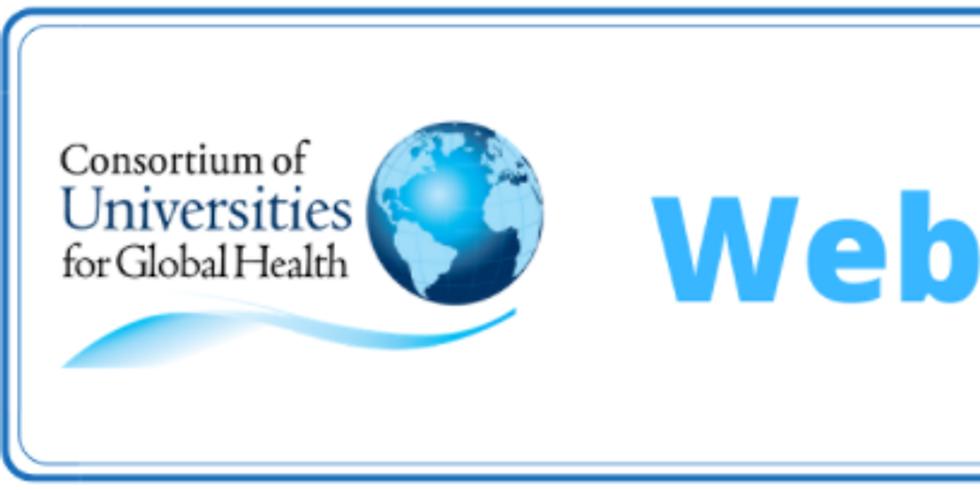 CUGH - Prevenção da cegueira: um desafio de saúde global