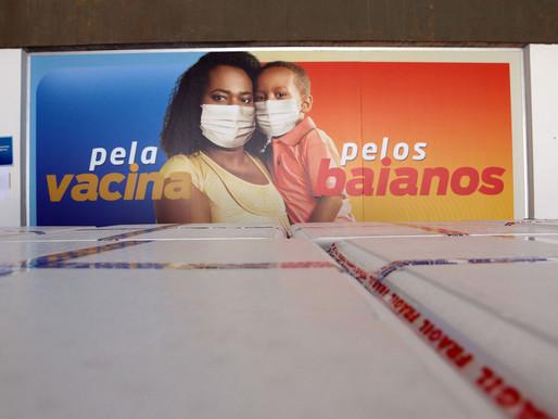 Bahia inclui pessoas com DCNTs em Grupo Prioritário de Vacinação