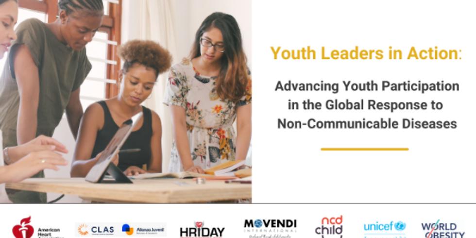 NCD Child - Promovendo a participação juvenil na resposta global às DCNTs