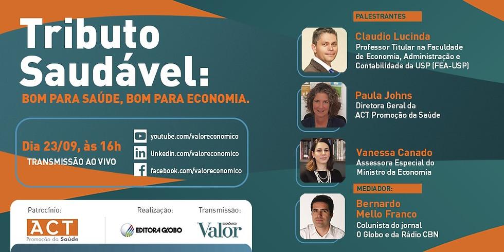 Editora Globo - Tributo saudável