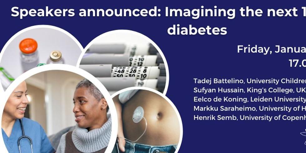 IDF - Imaginando os próximos 100 anos de diabetes