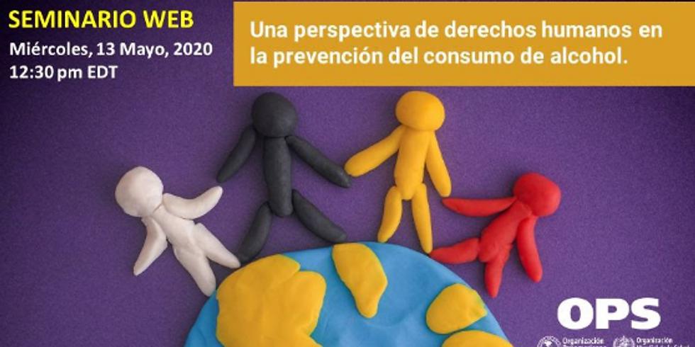 OPAS/OMS - Direitos Humanos na Prevenção do Consumo de Álcool