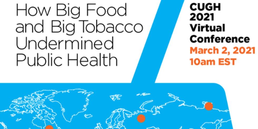 CUGH - Como a indústria prejudicou a saúde pública durante a pandemia